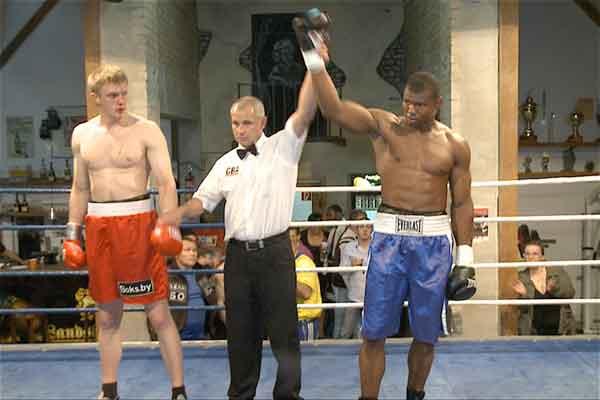 Gewinner Beim Boxen