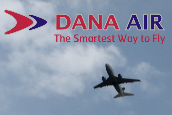Flugzeug der nigerianischen Fluggesellschaft Dana Air abgestürzt
