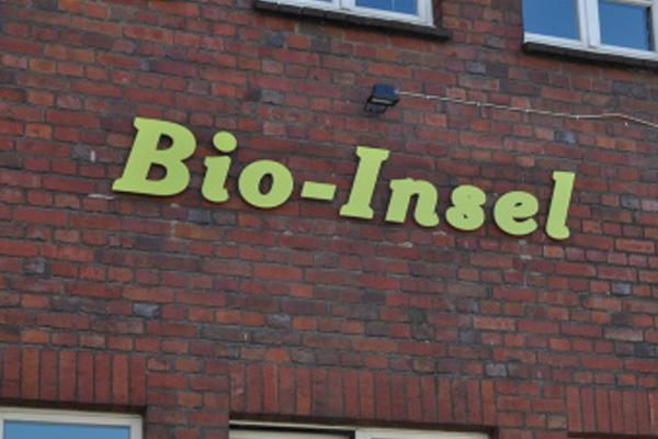 Bio-Insel Stralsund - Vegetarisches Restaurant mit Zuschaueffekt