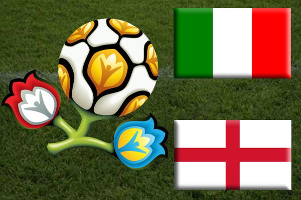 Letztes EM-Viertelfinalspiel Italien-England - Entscheidung erst im Elfmeterschießen