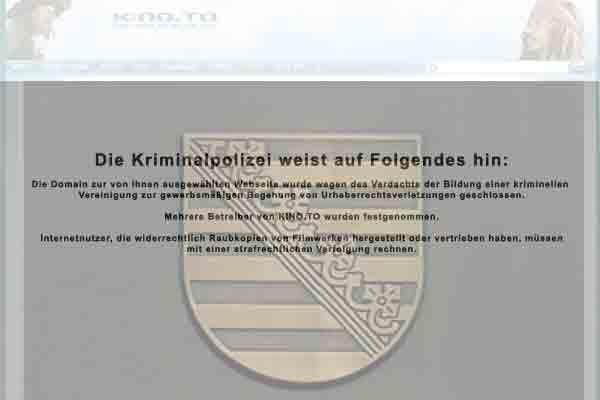 Gründer von kino.to ab Dienstag in Leipzig vor Gericht