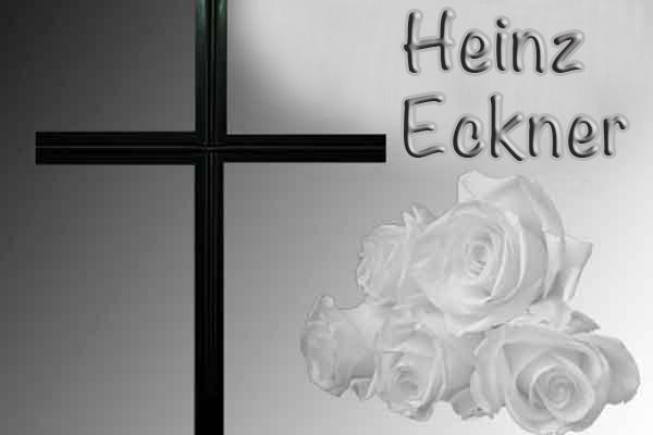 Schauspieler Heinz Eckner im Alter von 87 Jahren verstorben