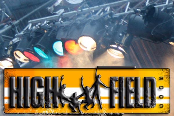 Tausende Rockfans zum Highfield Festival in Großpösna erwartet