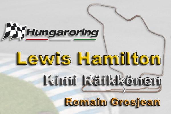 Lewis Hamilton holt in Ungarn seinen zweiten Formel-1-Saisonsieg