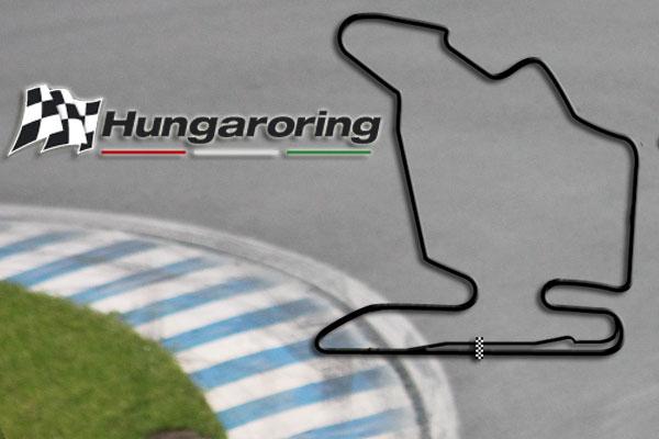 Großer Preis von Ungarn - Vettel startet hinter Hamilton und Grosjean