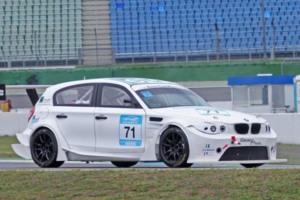 GTWC geht in Oschersleben mit 27 Fahrern an den Start