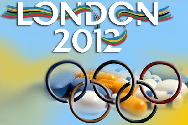 Olympischen Spiele von London haben ihren ersten Dopingfall