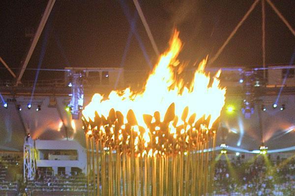 Drei olympische Silbermedaillen für Leipziger Athleten in London