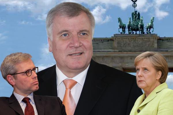 Horst Seehofer - Deutliche Worte gegen Röttgen und Kurs der Regierungskoalition