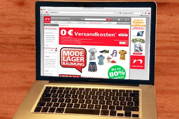Versandhändler Neckermann stellt Insolvenzantrag