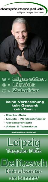 Damfertempel Leipzig + Delitzsch