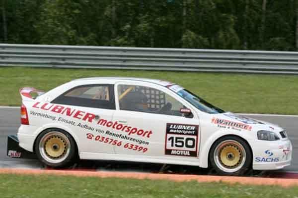 Lubner Motorsport startet beim Saisonauftakt in Hockenheim