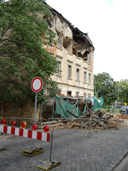 Gothaer Straße- Abbruchhaus