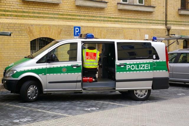 Polizei Leipzig
