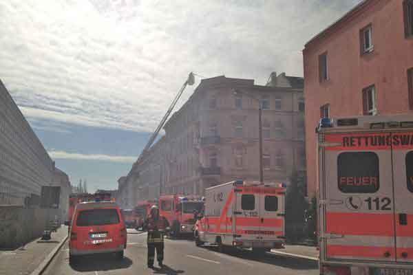 Toter bei Wohnhausbrand in Großlehna entdeckt | MDR.DE