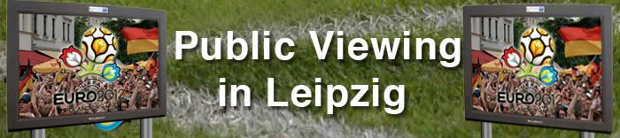 Public Viewing Leipzig 2021