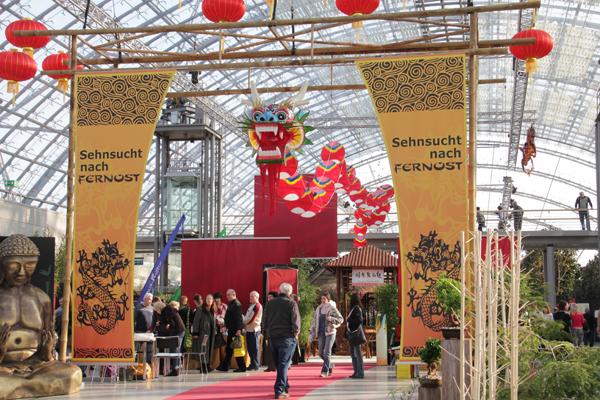 Besucherzuwachs Auf Messeduo Haus Garten Freizeit Und Mitteldeutsche  Handwerksmesse