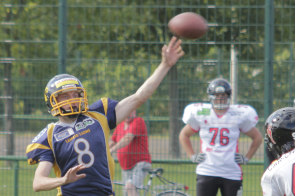 American Football-Verbände planen Big6 Europe