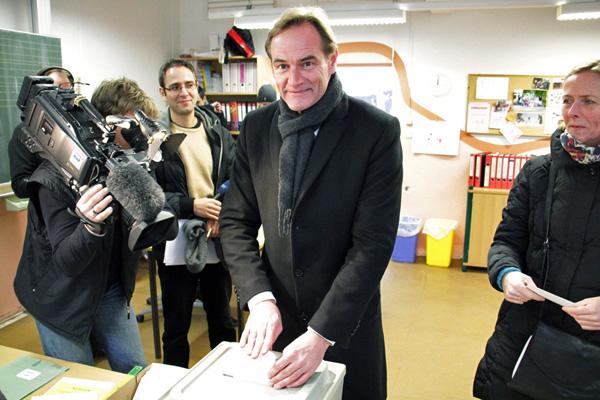 Zweiter Wahlgang Zur Obm Wahl In Leipzig Beginnt Mit Geringerer