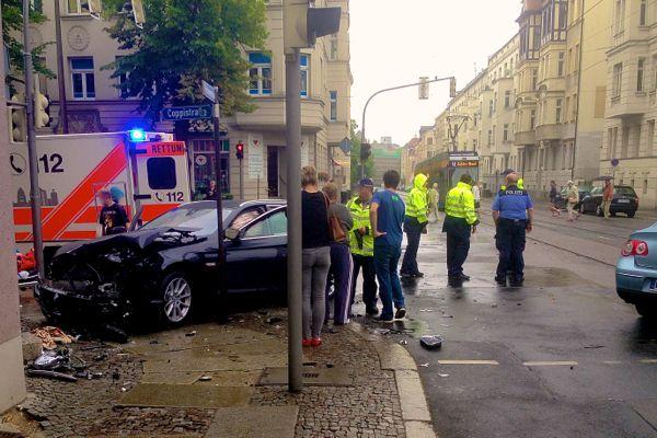 Aktuell Unfall Leipzig