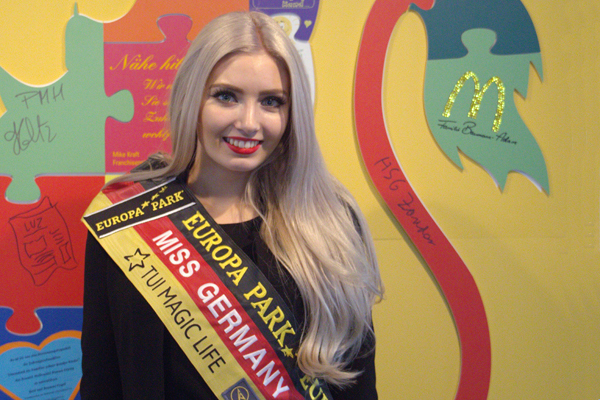 Miss Sachsen-Wahl am 4. November in Chemnitz