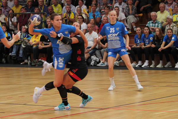 HC Leipzig mit furiosem Start in die 2. Handball-Bundesliga