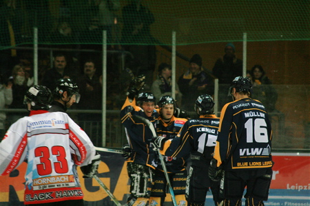 Blue Lions vs. Passau