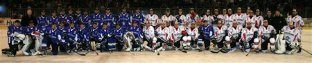 ESBG-All-Star-Game Mannschaften