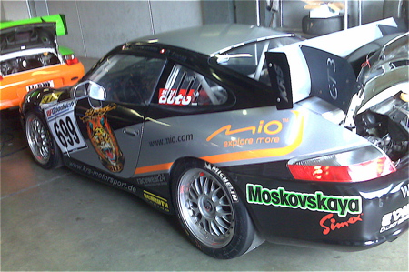 KRS Motorsport im 24h Trim